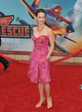 Kimberly Williams Photo - Kimberly Williams-Paisley at the world premiere of Disneys Planes Fire  Rescue at the El Capitan Theatre HollywoodJuly 15 2014  Los Angeles CAPicture Paul Smith  Featureflash
