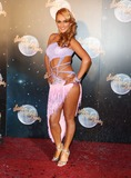 Aliona Vilani Photo - Aliona Vilani arriving for the Strictly Come Dancing 2012 Launch Television Centre London 11092012 Picture by Henry Harris  Featureflash