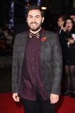 Andrea Faustini Photo - Andrea Faustini arriving for the world premiere of The Hunger Games Mockingjay Part 1 at the Odeon Leicester Square London 10112014 Picture by Steve Vas  Featureflash