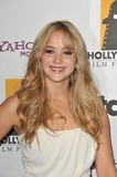 Jennifer Lawrence Photo - Jennifer Lawrence at the 14th Annual Hollywood Awards Gala at the Beverly Hilton HotelOctober 25 2010  Beverly Hills CAPicture Paul Smith  Featureflash