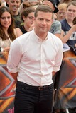 Dermot OLeary Photo - Dermot OLeary arrives to film X Factor at Wembley Arena London 01082014 Picture by Steve Vas  Featureflash