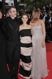 Alexandra Maria Lara Photo - Jurors Alexandra Maria Lara Natalie Portman (centre)  Alfonso Cuaron at the closing gala ceremony at the 61st Annual International Film Festival de Cannes May 25 2008  Cannes FrancePicture Paul Smith  Featureflash