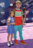 Red Hot Chili Peppers Photo - Red Hot Chili Peppers star Flea  daughter Sunny Bebop Balzary at the Los Angeles premiere of Disney-Pixars Inside Out at the El Capitan Theatre HollywoodJune 9 2015  Los Angeles CAPicture Paul Smith  Featureflash