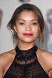 Antonia Thomas Photo - Antonia Thomas at the official After Party Dinner for the EE British Academy Film Awards at The Grosvenor House Hotel LondonFebruary 14 2016  London UKPicture Steve Vas  Featureflash