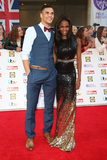 Anthony Ogogo Photo - Anthony Ogogo  Otlile Mabuse at the 2015 Pride of Britain Awards at the Grosvenor House HotelSeptember 28 2015  London UKPicture James Smith  Featureflash