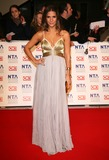 Amanda Byram Photo - Amanda Byram arriving for the National Television Awards O2 London 25012012 Picture by Alexandra Glen  Featureflash
