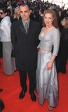 Alex Kingston Photo - 07MAR99 ER star ALEX KINGSTON  husband at the Screen Actors Guild Awards Paul Smith  Featureflash