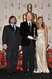 Andrew Stanton Photo - Wall-E director Andrew Stanton (centre) with Jack Black  Jennifer Aniston at the 81st Academy Awards at the Kodak Theatre HollywoodFebruary 22 2009  Los Angeles CAPicture Paul Smith  Featureflash