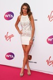 Daniela Hantuchova Photo - Daniela Hantuchova arrives for the WTA Pre-Wimbledon Party 2014 at the Kensington Roof Gardens London 19062014 Picture by Steve Vas  Featureflash