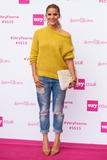 Amanda Byram Photo - Amanda Byram arriving to watch the catwalk show for the new range for Verycouk at One Marylebone London 11092014 Picture by Dave Norton  Featureflash