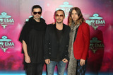 30 Seconds to Mars Photo - 30 seconds to Mars arriving at the MTV EMA awards Amsterdam Netherlands 101120013 Picture by Henry Harris  Featureflash