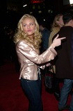 Jessica Cauffiel Photo - Actress JESSICA CAUFFIEL at the Hollywood premiere of her new movie Valentine01FEB2001   Paul SmithFeatureflash