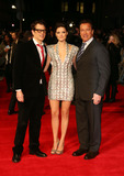 Alexander Arnold Photo - Johnny Knoxville Jaimie Alexander Arnold Schwarzenegger arriving for premiere of The Last Stand at the Odeon West End Leicester Square London 22012013 Picture by Henry Harris  Featureflash