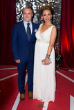 Alan Halsall Photo - Alan Halsall and Lucy Jo Hudson arriving for the 2013 British Soap Awards Media City Manchester 18052013 Picture by Simon Burchell  Featureflash