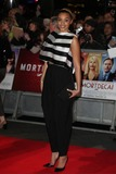Amal Fashanu Photo - Amal Fashanu arriving at the UK film premiere of  Mortdecai at Empire Leicester Square London 19012015 Picture by Alexandra Glen  Featureflash