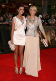 Lucy Meck Photo - Lucy Meck and Lydia Bright arriving for the UK film premiere of Water For Elephants at Vue Westfield west London 03052011  Picture by Alexandra Glen  Featureflash