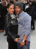 Ashley Walter Photo - Ashley Walters and Natalie Williams arriving for the Iron Man 3 Premiere Odeon Leicester Square London 18042013 Picture by Alexandra Glen  Featureflash