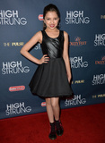 Cree Cicchino Photo - Cree Cicchino at the premiere for High Strung at the TCL Chinese 6 Theatres HollywoodMarch 29 2016  Los Angeles CAPicture Paul Smith  Featureflash