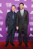 Graumans Chinese Theatre Photo - HOLLYWOOD CA - MARCH 1  Actor Cheyenne Jackson (R) and Jason Landau (L) attend Red Carpet Event for FXs Feud Bette And Joan at Graumans Chinese theatre on March 1 2017 in Hollywood California  (Photo by Barry KingImageCollectcom)