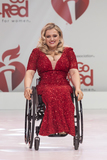 Ali Stroker Photo - February 5 2020 New York New York USA ALI STROKER at the American Heart Association Go Red for Women Red Dress Collection 2020Fashion ShowHammerstein Ballroom NYCFebruary 5 2020Photos by     Photos Inc (Credit Image  Sonia MoskowitzGlobe Photos via ZUMA Wire)