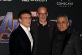 Anthony Russo Photo - Anthony Russo Payton Reed Joe Russo 04222019 The world premiere of Marvel StudiosAvengers Endgame held at The Los Angeles Convention Center in Los Angeles CA Photo by Izumi Hasegawa  HollywoodNewsWireco