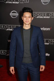 Harry Shum Jr Photo - Harry Shum Jr12102016 The World Premiere of Rogue One A Star Wars Story held at the Pantages Theatre in Los Angeles CA Photo by Izumi Hasegawa  HollywoodNewsWireco