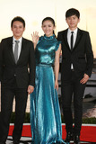 Xie Na Photo - Li Weijia Xie Na Jason Zhang 07202016 The World Premiere of Star Trek Beyond held at the Embarcadero Marina Park South in San Diego CA Photo by Jody Taylor  HollywoodNewsWireco