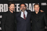 Christian Bale Photo - Christian Bale James Mangold Matt Damon 11042019 The Special Screening of Ford v Ferrari held at TCL Chinese Theater in Los Angeles CA  Photo by Izumi Hasegawa  HollywoodNewsWireco