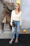 Samaire Armstrong Photo - Samaire Armstrong 05082017 The Premiere of King Arthur Legend of The Sword held at the TCL Chinese Theater in Los Angeles CA Photo by Izumi Hasegawa  HollywoodNewsWireco
