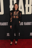 Aubrey Plaza Photo - Aubrey Plaza 10152019 The Los Angeles Premiere of Jojo Rabbit held at the Hollywood American Legion Post 43 in Los Angeles CA Photo by Izumi Hasegawa  HollywoodNewsWireco