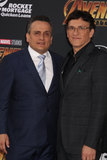 Anthony Russo Photo - Joe Russo Anthony Russo 04232018 The World Premiere of Avengers Infinity War held at Hollywood CA Photo by Izumi Hasegawa  HollywoodNewsWireco
