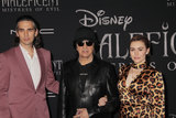 Nick Simmons Photo - Nick Simmons Gene Simmons Sophie Simmons 09302019 The World Premiere of Maleficent Mistress of Evil held at the El CapitanTheatre in Los Angeles CA Photo by Izumi Hasegawa  HollywoodNewsWireco