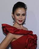 Alexis Dziena Photo - Actress Alexis Dziena attends the celebration of Isaac Mizrahis debut collection for QVC in New York City on November 04 2009