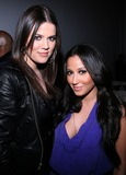 The Cheetah Girls Photo - TV personality Khloe Kardashian and Adrienne Ballon of The Cheetah Girls (R) attend the Rebecca Taylor fashion show at the Salon on February 19th 2009 in New York City Mercedes-Benz Fashion Week Fall 2009 Collection