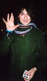 Alex Zane Photo - London Alex Zane (MTV Presenter) on a night out at the Embassy Club01 December 2004ZakLandmark Media