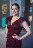 Amy Adams Photo - London UK  Amy Adams  at EE British Academy Film Awards at the Royal Albert Hall Kensington London on Sunday February 10th 2019Ref LMK386-S2120-120219Gary MitchellLandmark Media WWWLMKMEDIACOM