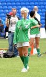Jo Guest Photo - Reading Jo Guest at the Music Inductry Soccer Six Football Tournament at Madjeski Stadium Berkshire23 May 2004ERIC BESTLANDMARK MEDIA