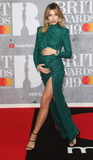 Abbey Clancy Photo - LondonUK  Abbey Clancy  at The BRIT Awards 2019 at The O2 Peninsula Square London on 20th February  2019 RefLMK73-S2174-210219Keith MayhewLandmark MediaWWWLMKMEDIACOM