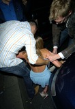 Andy Scott Lee Photo - London UK Michelle Scott-Lee takes a tumble as leaves  her birthday party with husband  Andy Scott-Lee  Paper Bar and Nightclub   19th July 2007  Can NguyenLandmark Media