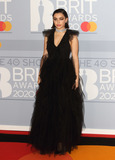Charlie XCX Photo - LondonUK Charli XCX (real name Charlotte Emma Aitchison)   at 40th Brit Awards Red Carpet arrivals The O2 Arena London 19th February 2020 RefLMK73-S2890-190220Keith MayhewLandmark MediaWWWLMKMEDIACOM
