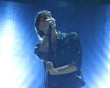 Strokes Photo - London UK  The Strokes  performing live on stage during the All Points East Festival at Victoria Park in London 25th May 2019 RefLMK73-2480-260519Keith MayhewLandmark MediaWWWLMKMEDIACOM