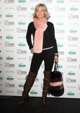 Anthea Turner Photo - London UK Anthea Turner at Natural History Museum Ice Rink Launch Party at the Natural History Museum Cromwell Road London on Wednesday 24 October 2018Ref LMK73-J2854-251018Keith MayhewLandmark MediaWWWLMKMEDIACOM