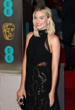 Margot Robbie Photo - London UK Margot Robbie at  EE British Academy Film Awards - Red Carpet Arrivals at the Royal Albert Hall London on Sunday February 18th 2018 Ref LMK73-J1591-190218Keith MayhewLandmark MediaWWWLMKMEDIACOM