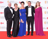 Kim Bodnia Photo - London UK Kim Bodnia Sally Woodward Gentle Fiona Shaw Jodie Comer  at The British Academy Television Awards held at  Festival Hall Belvedere Road London on Sunday 12 May 2019  Ref LMK392 -S2407-130519Vivienne VincentLandmark Media WWWLMKMEDIACOM