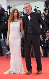 Anna Mouglalis Photo - VeniceItaly Anna Mouglalis and guest  at the Opening Ceremony and the Downsizing Premiere at the 74th Venice Film Festival 30th August 2017 RefLMK200-S630-310817Landmark MediaWWWLMKMEDIACOM