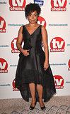 Jaye Jacobs Photo - London UK Jaye Jacobs at The TV Choice Awards held at The Dorchester Hotel London on Monday 10 September 2018Ref LMK392-J2580 -110918Vivienne VincentLandmark Media WWWLMKMEDIACOM