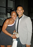 Angelica Bell Photo - London UK Michael Underwood and Angelica Bell at the 2009 Inside Soap Awards after party the event was held at Sketch Night Club 28th September 2009ZacLandmark Media