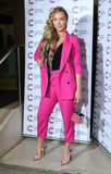 Aisleyne Horgan-Wallace Photo - LondonUK  Aisleyne Horgan Wallace at James Inghams Jog-On to Cancer at Kensington Roof Gardens 12th April 2017RefLMK73-S160-130417Keith MayhewLandmark MediaWWWLMKMEDIACOM