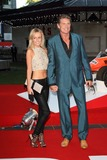 Hayley Roberts Photo - London UK Hayley Roberts and David Hasselhoff  at the World Premiere of  Rush  at the Odeon Leicester Square London  2nd September 2013 RefLMK73-45134-030913 Keith MayhewLandmark Media  WWWLMKMEDIACOM