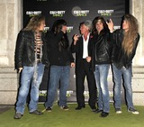 Steel Panther Photo - London UK Steel Panther and Billy Murray at the Launch of Modern Warfare 3 held at Old Billingsgate Market London 7th November 2011SydLandmark Media